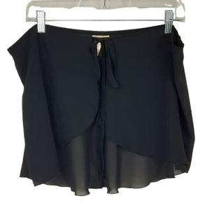 Mirella elegant ballet wrap, one size fits XS/S/M